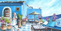 Breakfast In Essaouira von Miki de Goodaboom