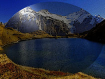 Alpenpanorama von Jürgen Kohl