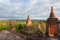 Stupa, Bagan, Myanmar von kytefoto