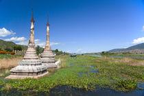 Tar Kaung, Sagar, Inle Lake, Myanmar by kytefoto