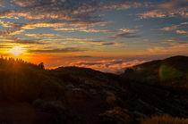Sonnenuntergang von Christian Krause