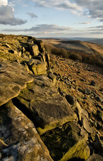 Stanage Edge von Pete Hemington