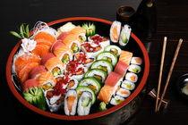 Sushi Garder by misty swartz