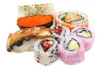 Sushi by misty swartz