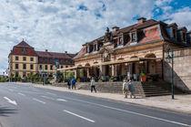 Pauluspromenade in  Fulda 2 by Erhard Hess