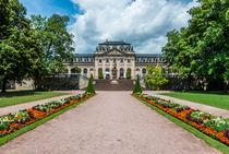 Orangerie Fulda 17 by Erhard Hess