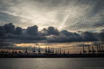 Hafenhimmel von Ariane Gramelspacher
