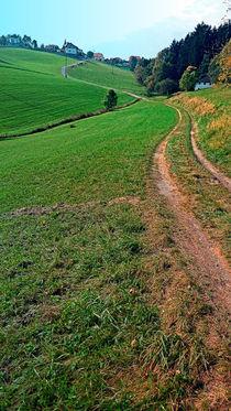 Der lange Weg nach oben | Landschaftsfotografie von Patrick Jobst