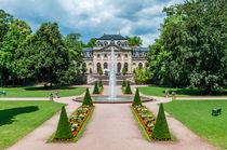 Orangerie Fulda 2 von Erhard Hess