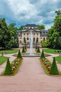 Orangerie Fulda 22 by Erhard Hess