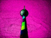 Berlin TV Tower by Glen Mackenzie