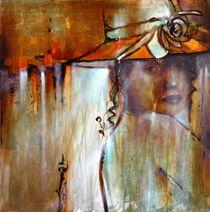 Elena mit Hut by Annette Schmucker