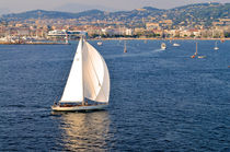 Sailing @ Cannes by Philipp Barth