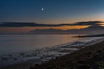 Sonnenuntergang an der Nordsee von bildwerfer