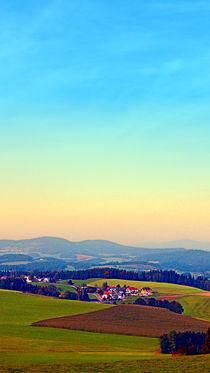 Herbstliches Panorama | Landschaftsfotografie by Patrick Jobst