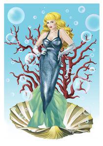 Under the sea by Kaydee Artistry