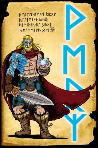 Vikingmagician
