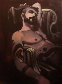 The bearded dreamer von Jakub Godziszewski
