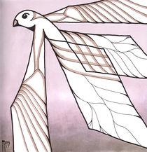 bird of diffusion von Anna Asche