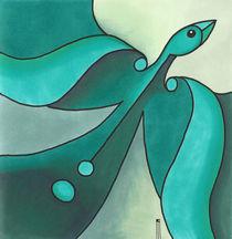 'winged samnite' by Anna Asche