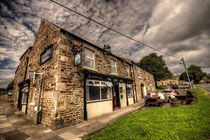 The Grey Bull Inn von Rob Hawkins