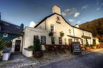 Harbour Inn at Solva by Rob Hawkins