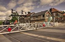 Railway Tavern Grosmont  von Rob Hawkins