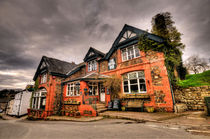 The Royal Oak at Dunsford von Rob Hawkins