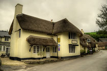 The Royal Oak at WInsford  by Rob Hawkins