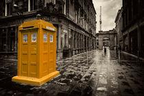 Amber Box  von Rob Hawkins