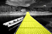 Yellow Brick Path  von Rob Hawkins
