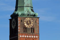 Jacobi-Kirchturm von fotowelt-luebeck