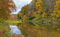 Valley River In Murphy North Carolina von John Bailey