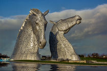The Kelpies by Sam Smith