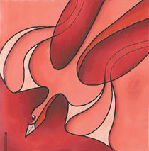 'catch up' by Anna Asche