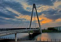 Marine Way Bridge von Roger Green