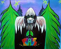 Bigfoot-peace-by-laura-barbosa