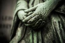 Folded hands von Martin Beerens