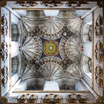Canterbury Cathedral ceiling by Martin Beerens