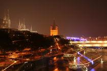 Köln bei Nacht II von friedas