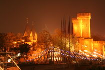 Köln bei Nacht I by friedas