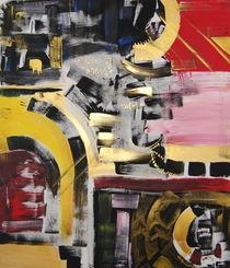'Persecution in Paris' by Ellenora Nora