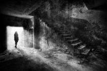 Schatten Frau by blackbiker