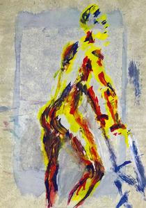 Standing Figure | Stehende Gestalt | Figura de pie by artistdesign
