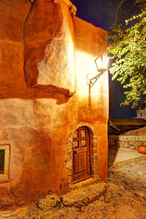 An old house in Monemvasia, Greece by Constantinos Iliopoulos