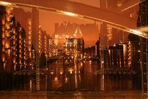 Speicherstadt bei Nacht III by friedas