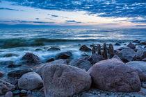 Buhne an der Ostsee von Rico Ködder