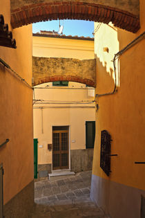 'view in Capoliveri - Elba Island' von Antonio Scarpi