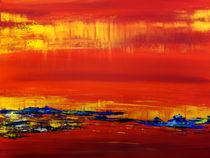 Landscape von abstrakt