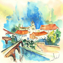 Arcos de Valdevez in Portugal 07 by Miki de Goodaboom
